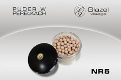 GLAZEL VISAGE Powder in pearls 05 30g