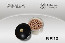 GLAZEL VISAGE Powder in pearls 10 30g
